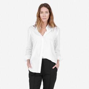 3206ee823e ... tunic dress Everlane white oxford shirt Medium M